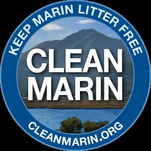 Clean Marin logo