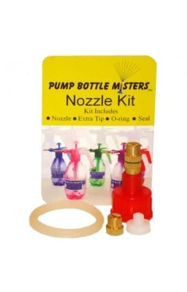 PB Misters Nozzle Kit- Red