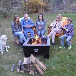 FireBuggz Campfire Roasters
