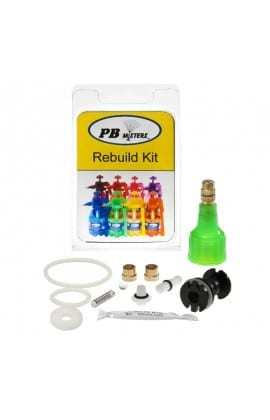 Rebuild Kit for Pressure Relief Misters- Green
