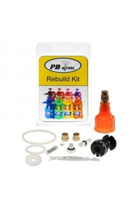 Rebuild Kit for Pressure Relief Misters- Orange
