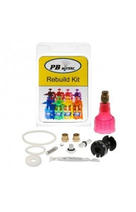 Rebuild Kit for Pressure Relief Misters- Pink