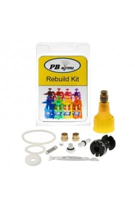 Rebuild Kit for Pressure Relief Misters- Yellow