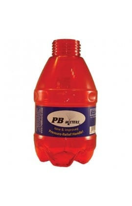 PB Misters PR Replacement bottle- Red