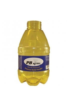 PB Misters PR Replacement bottle- Yellow