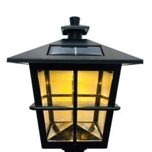 Solar Light- lit
