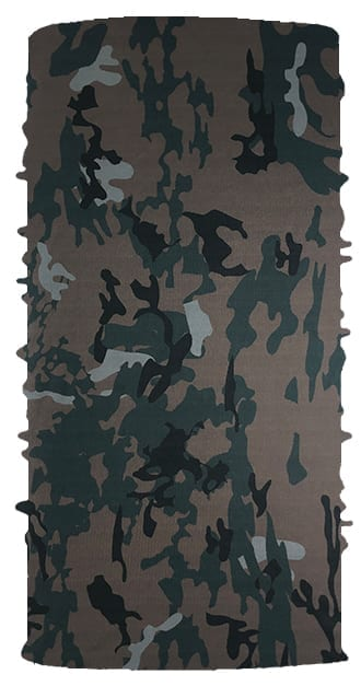 Woodland Camo Face Tube FT-439