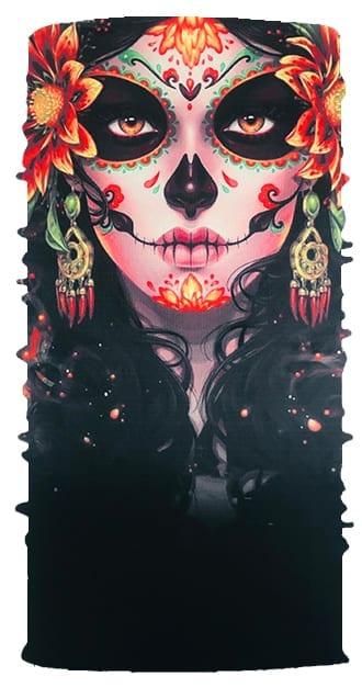 Skull Face Tube FT-204