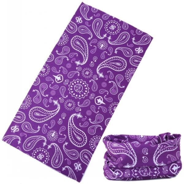 Paisley / Bandanna Face Tube FT-2062