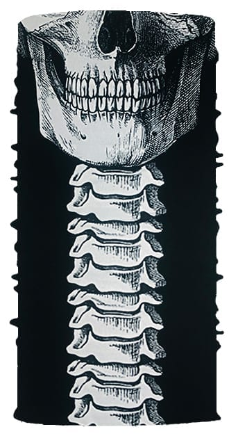 Skull Face Tube FT-265