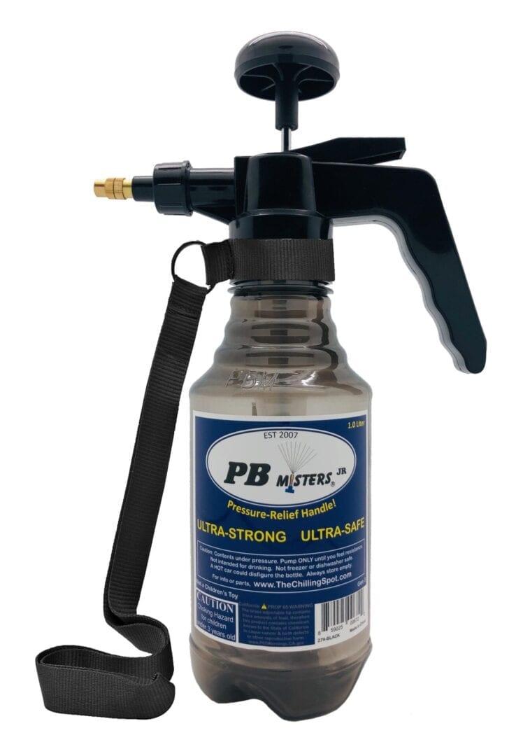 PB Ultra Jr-Black