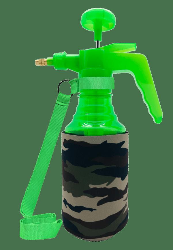 PB Ultra Chill Jr-Green Camo