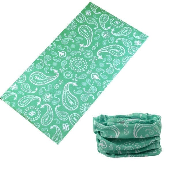 Paisley / Bandanna Face Tube FT-3015