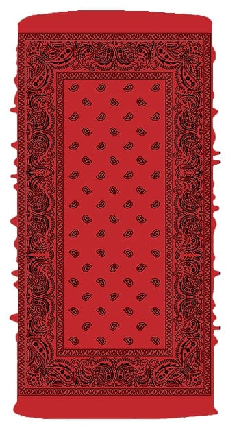 Paisley / Bandanna Face Tube FT-522