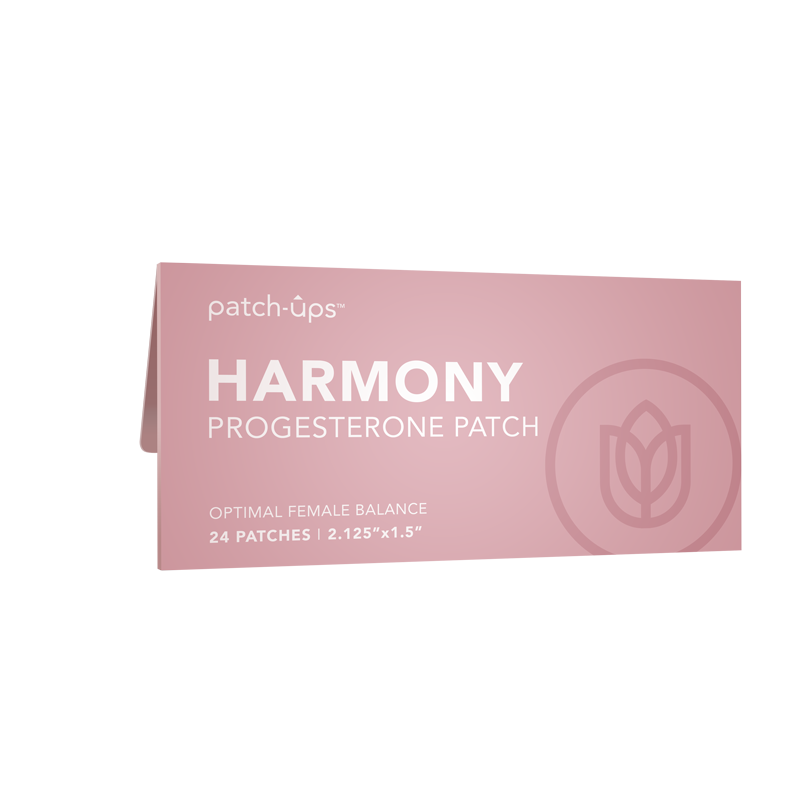 HARMONY progesterone patch
