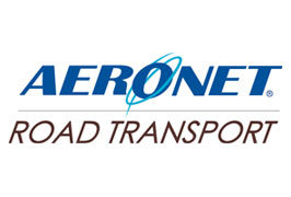 Aeronet Road Transport logo
