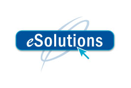 eSolutions Logo - Aeronet Worldwide