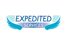 Expedited Services logo - Aeronet Worldwide