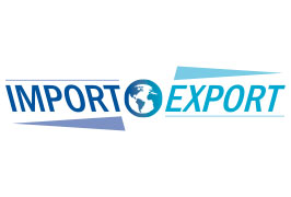 Import/Export logo - Aeronet Worldwide