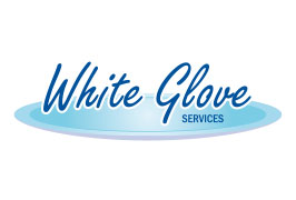 White Glove Services logo - Aeronet Worldwide