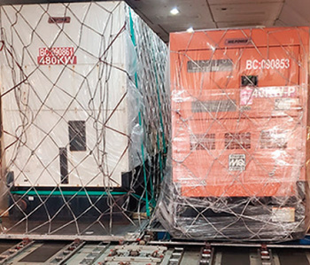 Case study of time critical shipping for FEMA