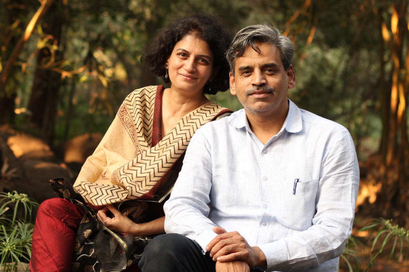 Mentor- Dr. Atul Abhyankar & Dr. Aarti Supekar