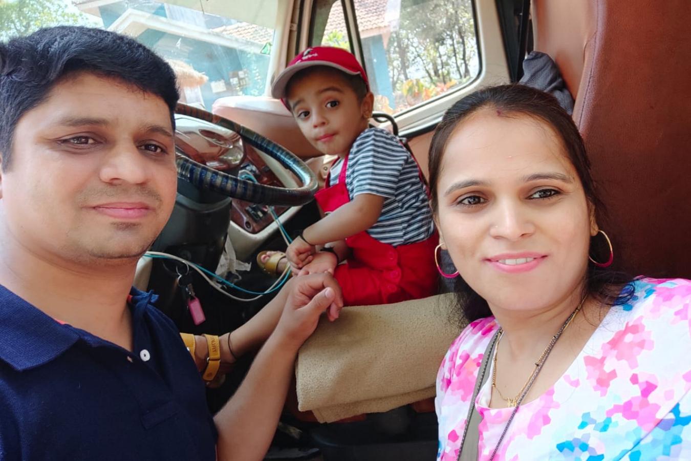 Client Priyanka Kotakar