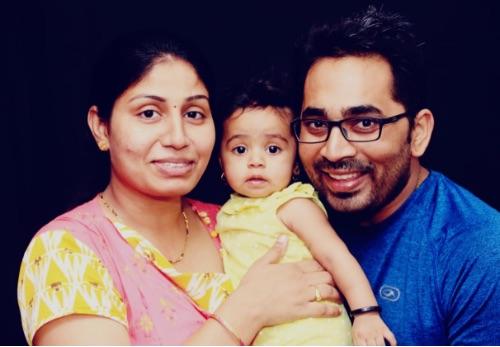Our Client- Archana & Mahesh