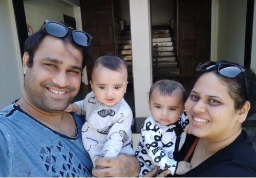 Our Happy Client- Gaurav & Juilee
