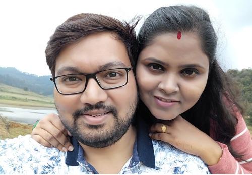 Our Client- Neelam & Kaushik