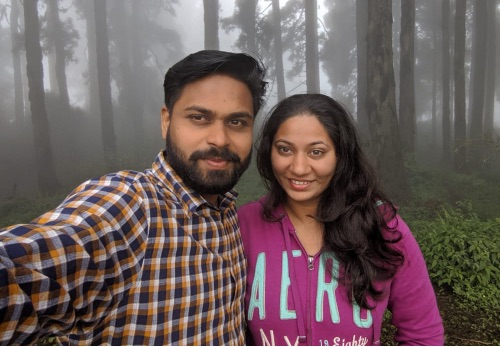 Our Client- Tushar & Mrunmayee