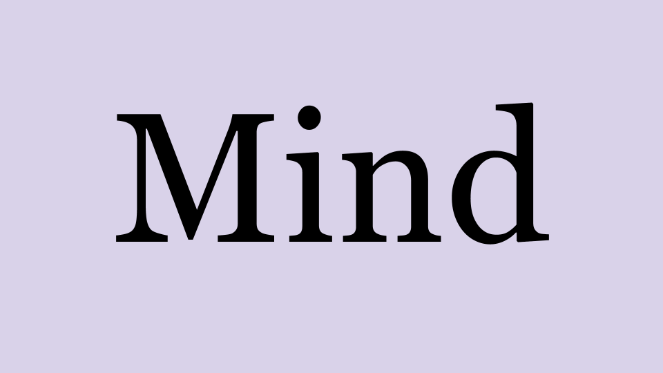Image with Text Mind