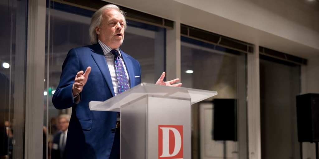 Rogge Dunn Group Hosts D CEO Real Estate Annual Release Party