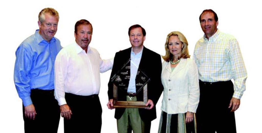 Outback Steakhouse Honors Rogge Dunn