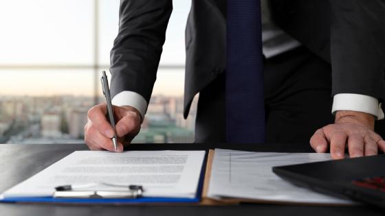 Financial Advisor Expungement Lawyer