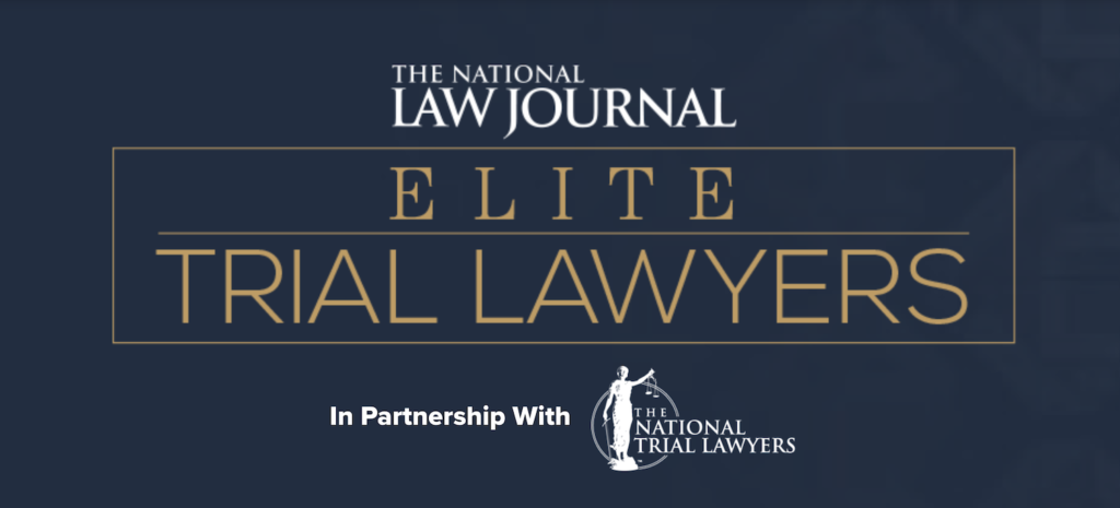 elite trial lawyers   The National Law Journal