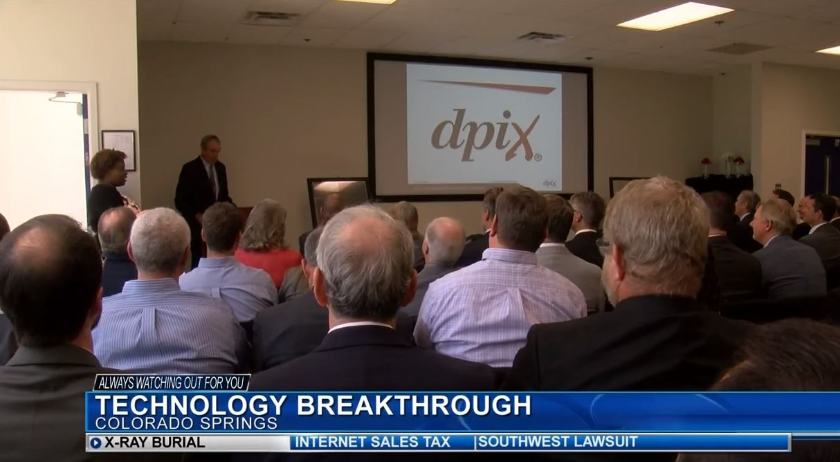 dpiX LLC Announces New Technology That Will Improve X-Rays (KOAA 5 News)