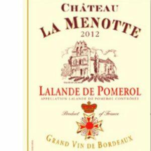 Chateau La Menotte