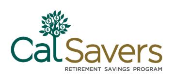 Meet CalSavers – California's Solution To Employee Retirement Savings