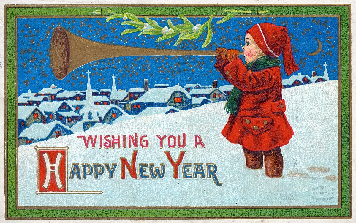 Wishing You A Happy New Year