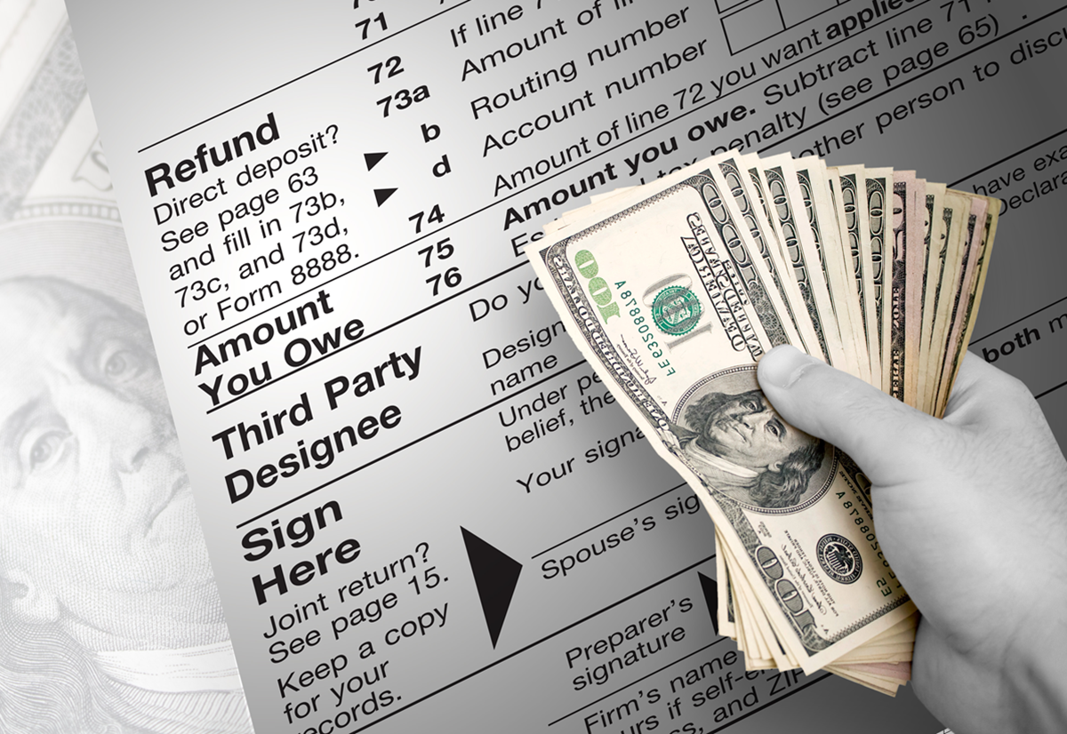 Tax Return Refund