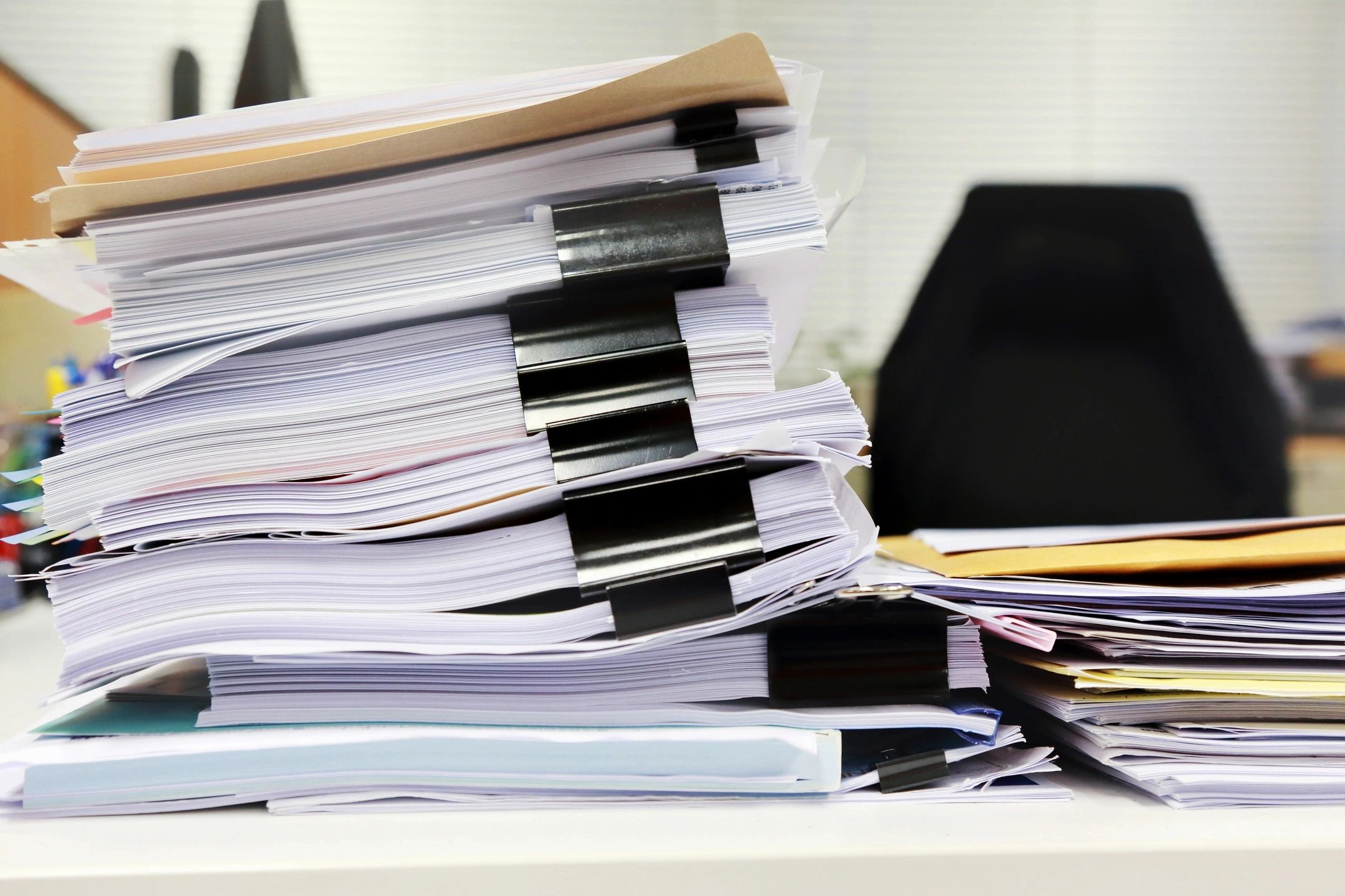 Going Paperless Can Benefit Your Business
