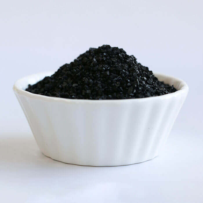 Coal granule activated carbon