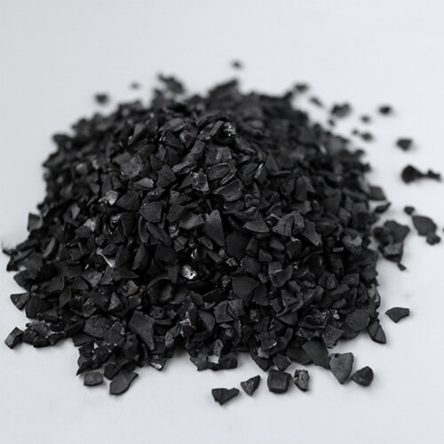 6-10mm Apricot nut shell granular activated carbon