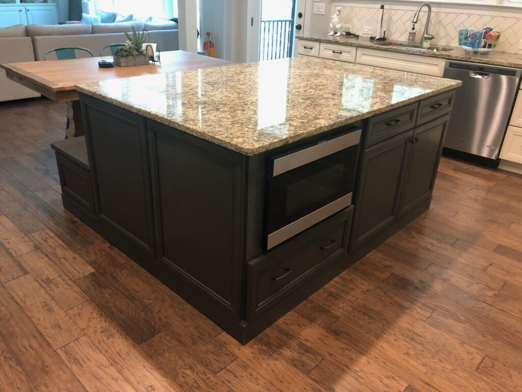 Hartley Group Cabinet Refacing and Refinishing Kitchen Remodel