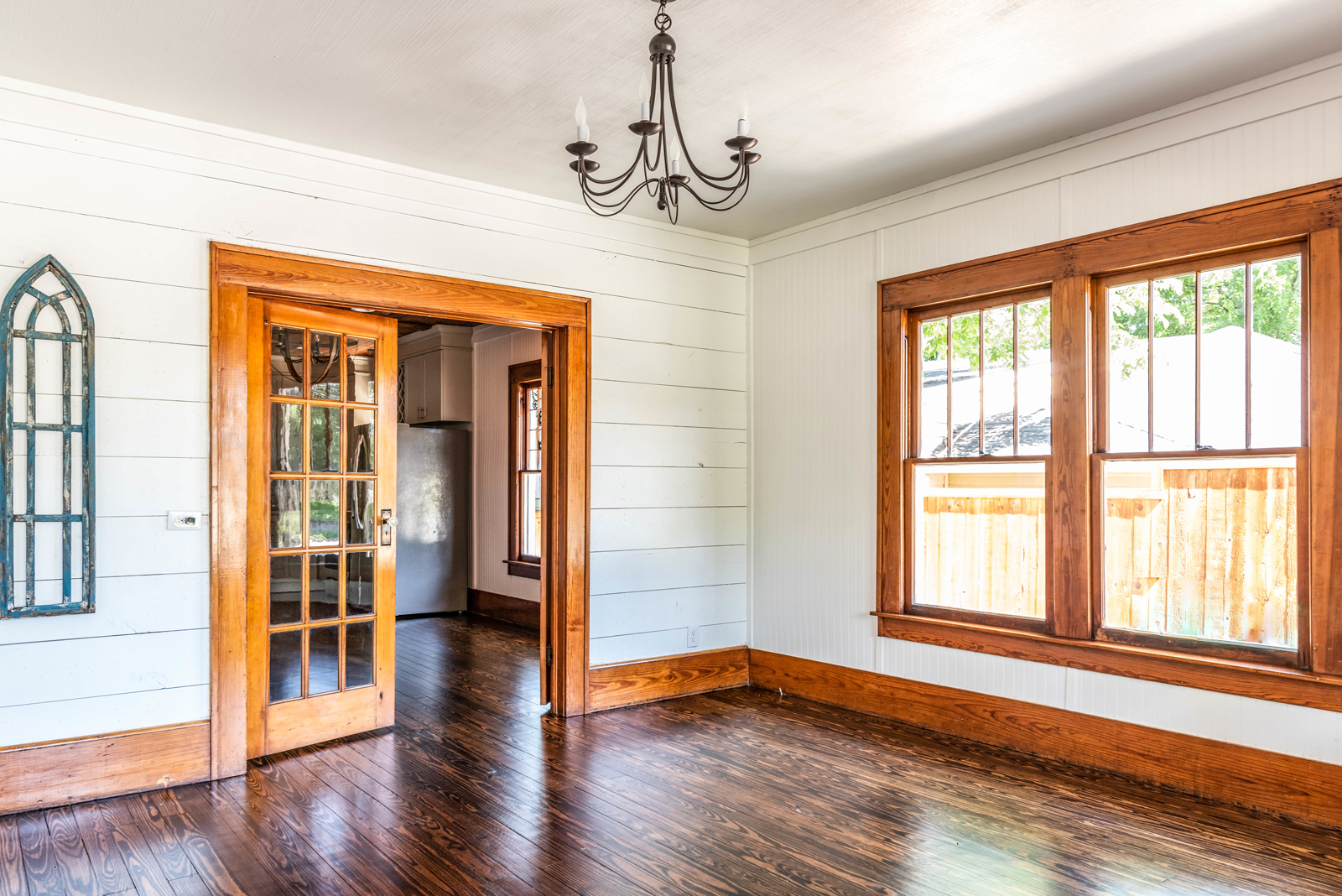Livingroom Shiplap