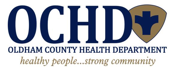 Oldham County Health Department