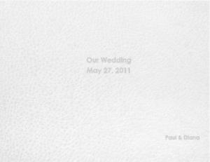 8x10 Wedding