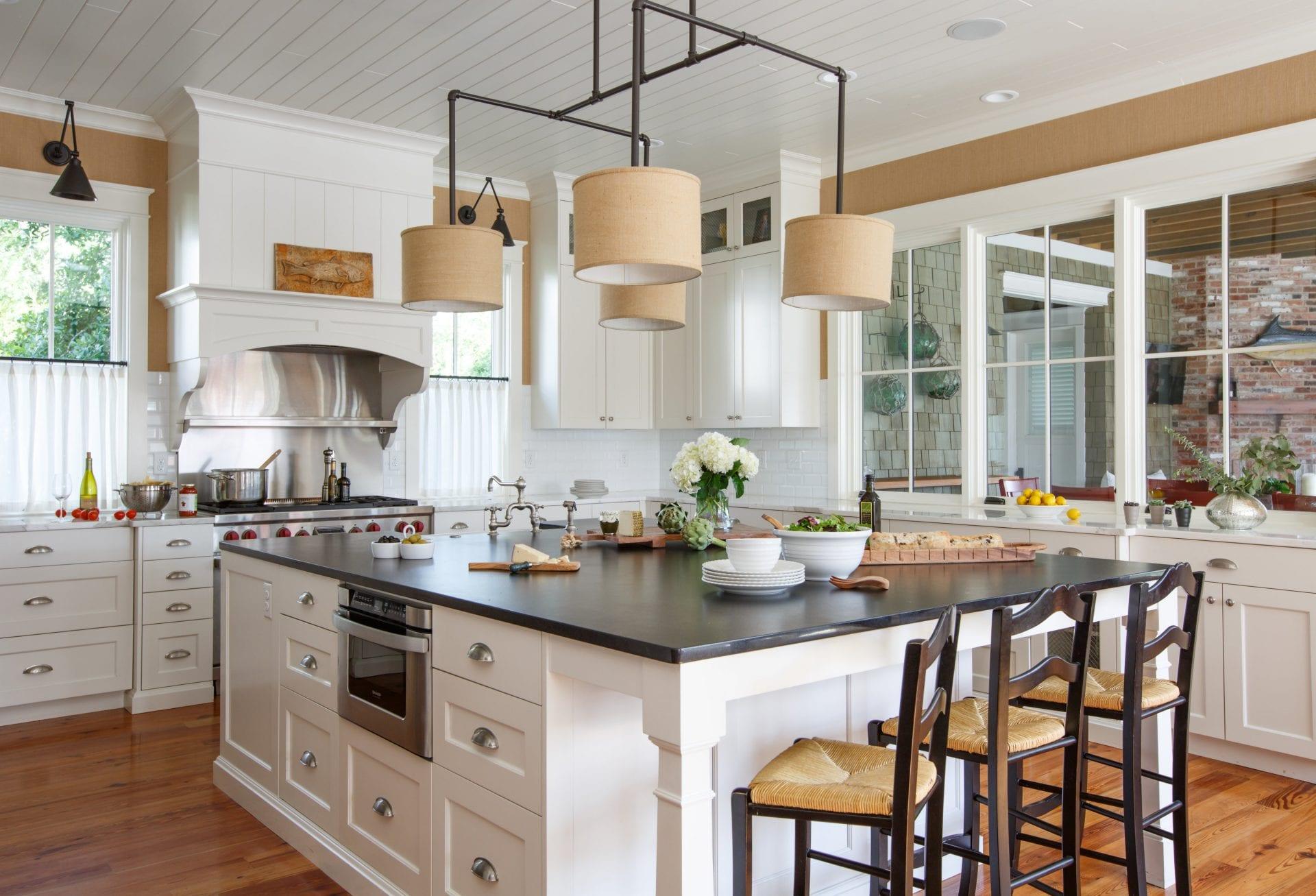 Updated kitchen from a home builder in Ponte Vedra Beach, FL