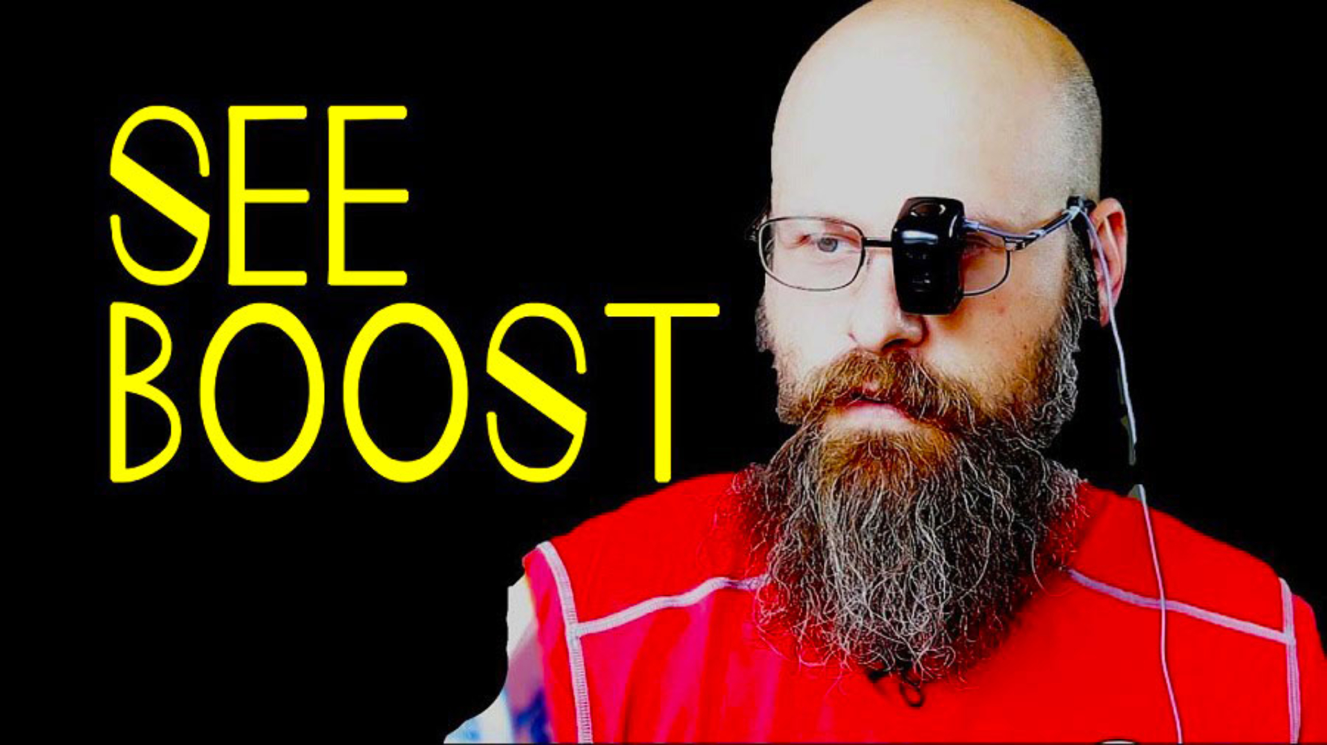 Sam Seavey Reviewing The See Boost